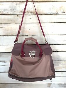 BABYMOOV Diaper Bag with accessories