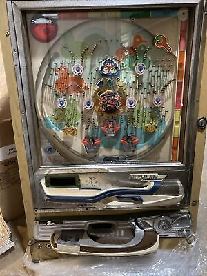 vintage nishijin pinball pachinko machine fully functional and very clean