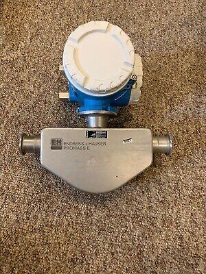 Endress Hauser Promass 40 Promass E 40e25-aftaaarab0aa Flowmeter