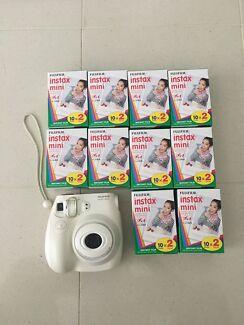 Polaroid Camera and film