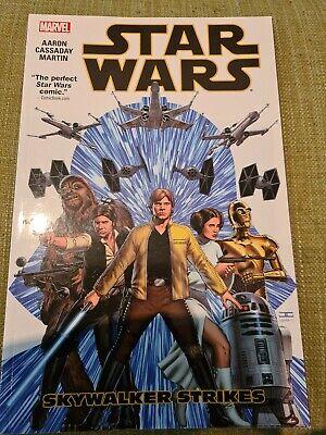 STAR WARS - SKYWALKER STRIKES Marvel graphic novel Collecting Starwars(2015)#1-6