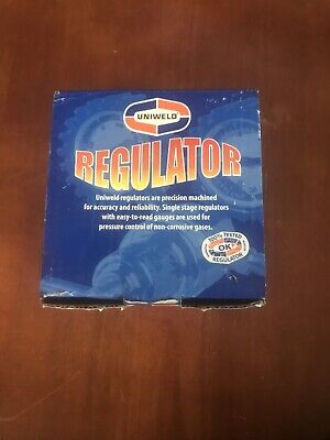 Uniweld Rmc2 Acetylene Regulator
