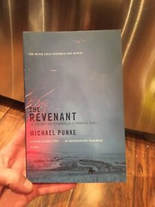 The Revenant Softcover Book