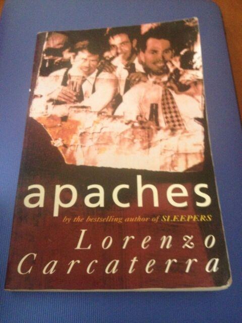 LORENZO CARCATERRA, APACHES. 0712678115