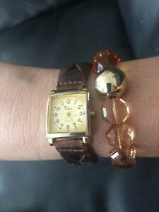 Rustic Leather Watch