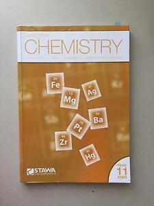 Year 11 ATAR Chemistry textbooks Stirling Stirling Area Preview