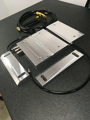 Weld Test Fixture Tig Practice Argon Backing Aluminum Certification Welding