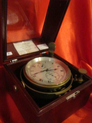 Mid 20th century 56 hour chronometer