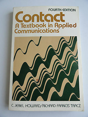 Contact  A Textbook In Applied Communications  5Th Edition