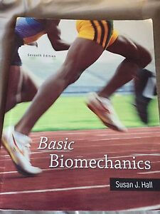 Basic BioMechanics Hardcover Textbook