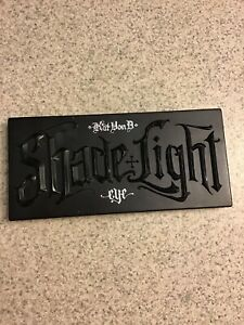 Kat Von D shade & light makeup pallet