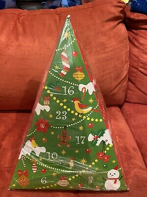 JP Disney TSUM TSUM 2017 Christmas Advent Calendar Set 25 Pieces Very Rare