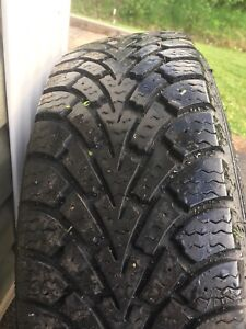 225 65 17 Goodyear Winter Tires