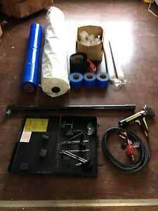 Shrink Wrap Gear And Material