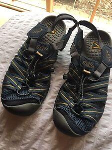 Keen size US 8 waterproof walking sandals Wantirna Knox Area Preview