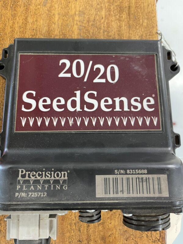 precision planting 20/20 seed sense