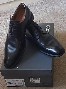 Worn once .. Ecco men's dress shoes Daw Park Mitcham Area Preview