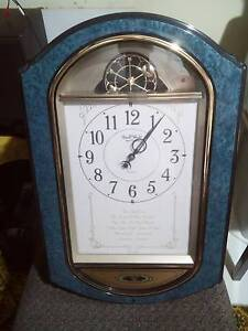 Made in Japan Clock with Chimes and moving figures Perth Perth City Area Preview