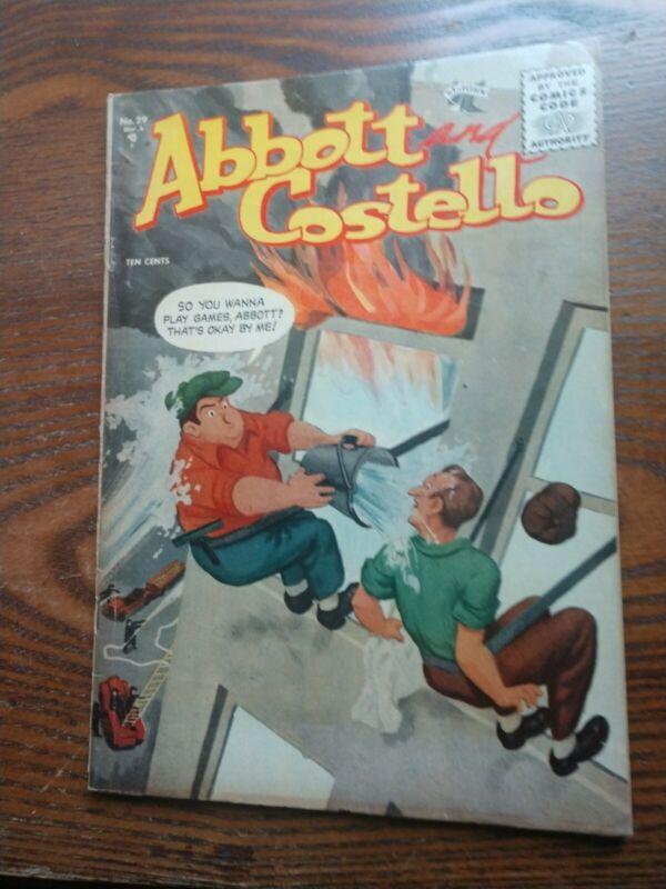 Abbott And Costello #29 fine condition