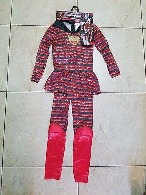 Monster High TORALEI Girl Size Medium Halloween Costume