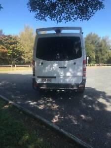 Mercedes-Benz Auto, Diesel, 319 Sprinter Van Ex Ambulance. Dolphin Heads Mackay City Preview
