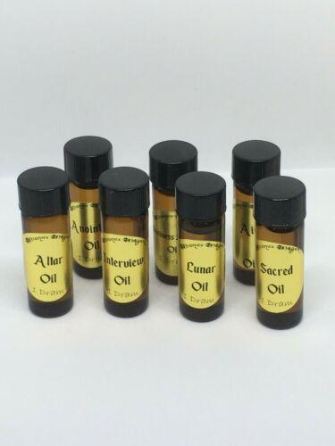 BUSINESS SUCCESS OIL Wicca Pagan Metaphysical Magic SpellSuppliesHerbs Kit