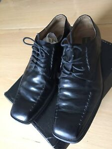 Pre-owned Men's dress shoes black size 11