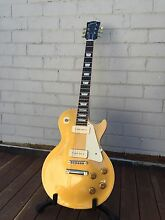 Gibson Custom Shop Goldtop Les Paul - PRICE REDUCTION Queens Park Eastern Suburbs Preview