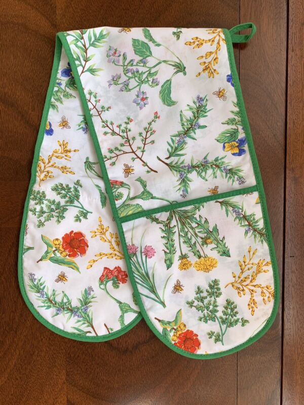 Two Hand Potholder