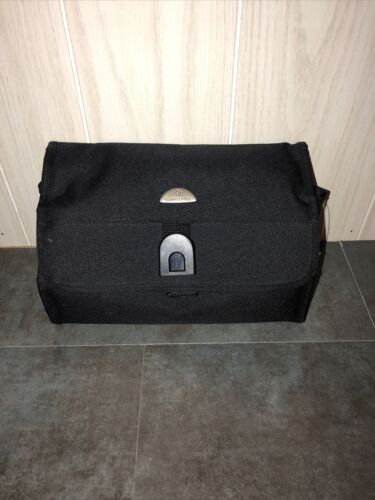 Samsonite Toiletry Kit Travel Accessory Bag Toiletries Black - $4.80
