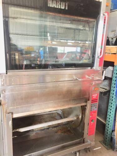 Hardt Inferno GC 4000 Chicken Rotisserie Doublestack Oven