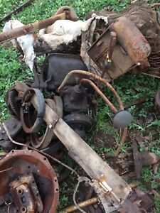 Ford model A or T parts