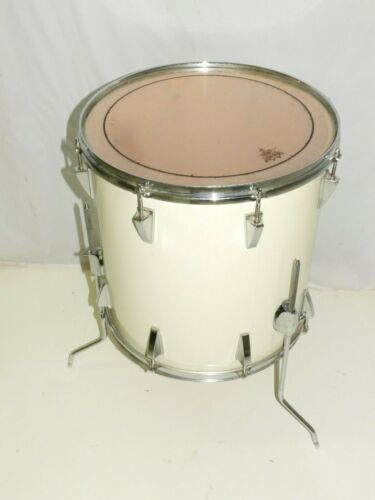 Yamaha 16 x 16 White Floor Tom Drum FT516