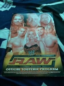 Smackdown and raw book