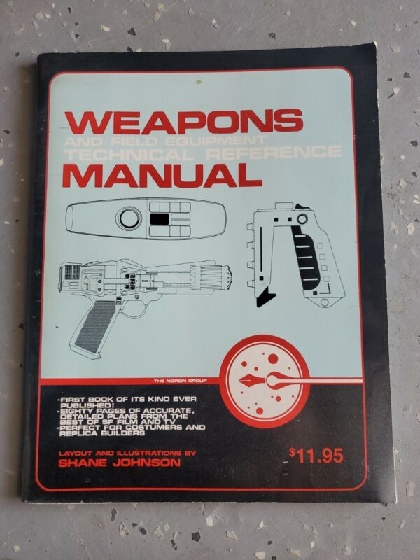 """Star Trek """"Weapons and Field Equipment Technical Reference Manual"""""""