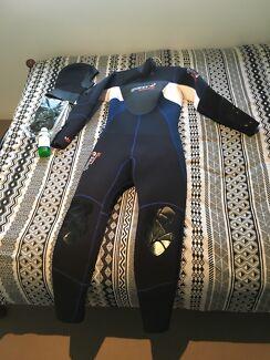 Scuba Diving wetsuit - ladies