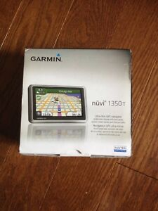 Like new* Garmin Nuvi 1350T