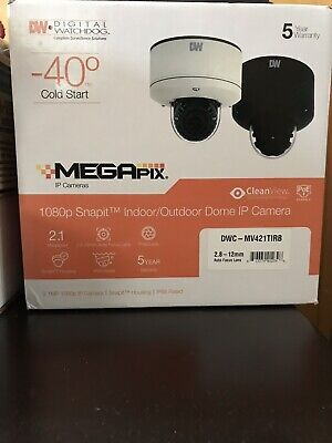 Digital Watchdog Dwc-mv421tir Megapix 2.1mp Outdoor Ir Network Dome Cameras 6