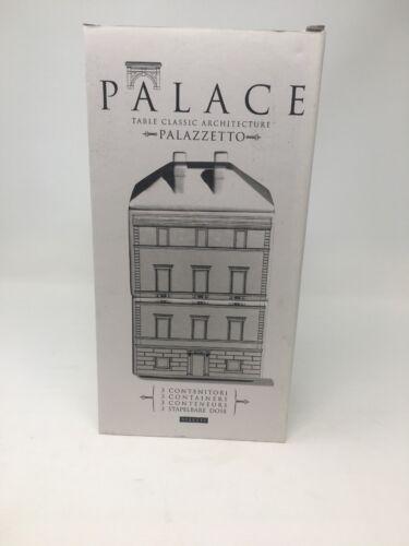 как выглядит SELETTI PALACE COLLECTION, PALAZZETTO PALACE SET 3 PIECE SET PORCELAIN фото