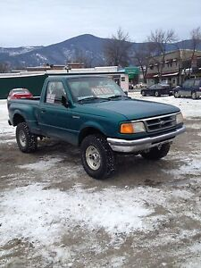 Ford Ranger  Hunters special