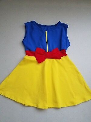 Snow White Birthday - Girls Snow White Inspired Dress Birthday Party