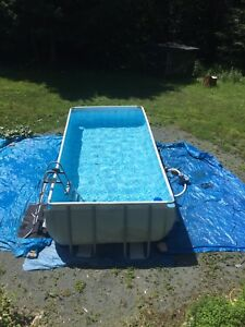 Pool for sale.