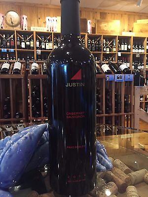 Justin Cabernet Sauvignon Paso Robles **** 12 Bottles****