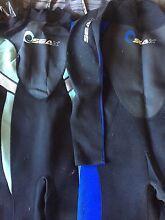 Wetsuits- ladies XS and men's L Launceston 7250 Launceston Area Preview