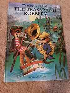 The Brass Band Robbery Storybook Nuriootpa Barossa Area Preview