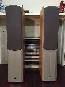 DB Dynamics AC688F floor standing speakers RRP$1400 Paradise Campbelltown Area Preview