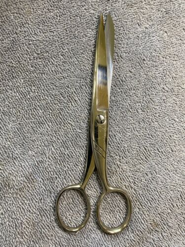 Vintage WISS #106 Scissors - Made In The USA