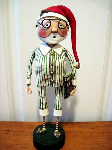 ESC Lori Mitchell New Christmas Story Time Santa Figure
