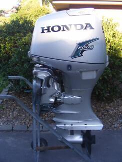 Honda 50 HP Outboard Motor