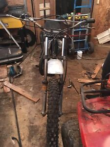 Classic Collector's Edition Dirtbike Prince George British Columbia image 5